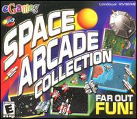 Caratula de Space Arcade Collection para PC