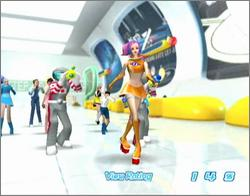 Pantallazo de Space Channel 5 para Dreamcast
