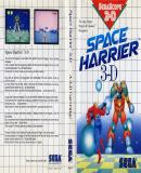 Carátula de Space Harrier 3-D