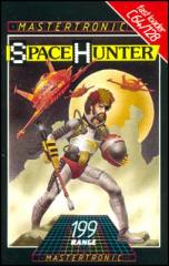 Caratula de Space Hunter para Commodore 64