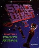 Carátula de Space Quest II: Chapter II - Vohaul's Revenge