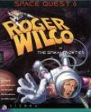 Carátula de Space Quest VI: Roger Wilco in The Spinal Frontier