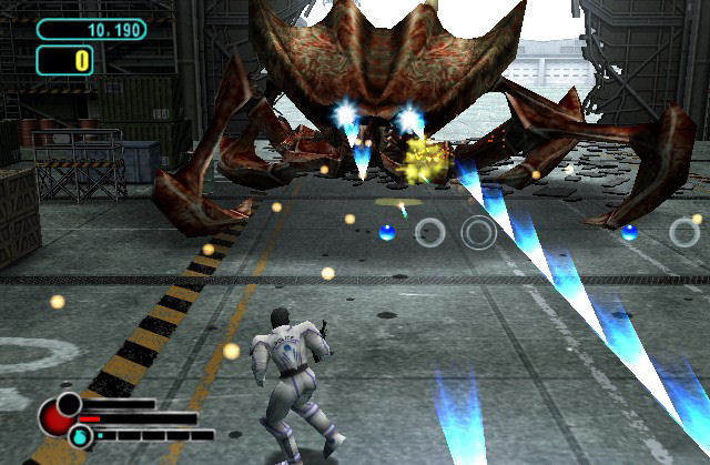 Pantallazo de Space Raiders para GameCube
