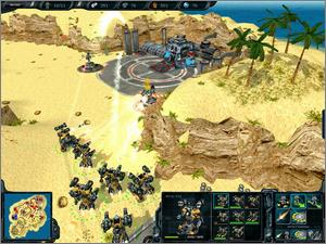Pantallazo de Space Rangers 2: Rise of The Dominators para PC