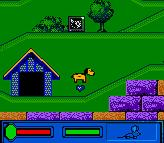 Pantallazo de Space Station: Silicon Valley para Game Boy Color