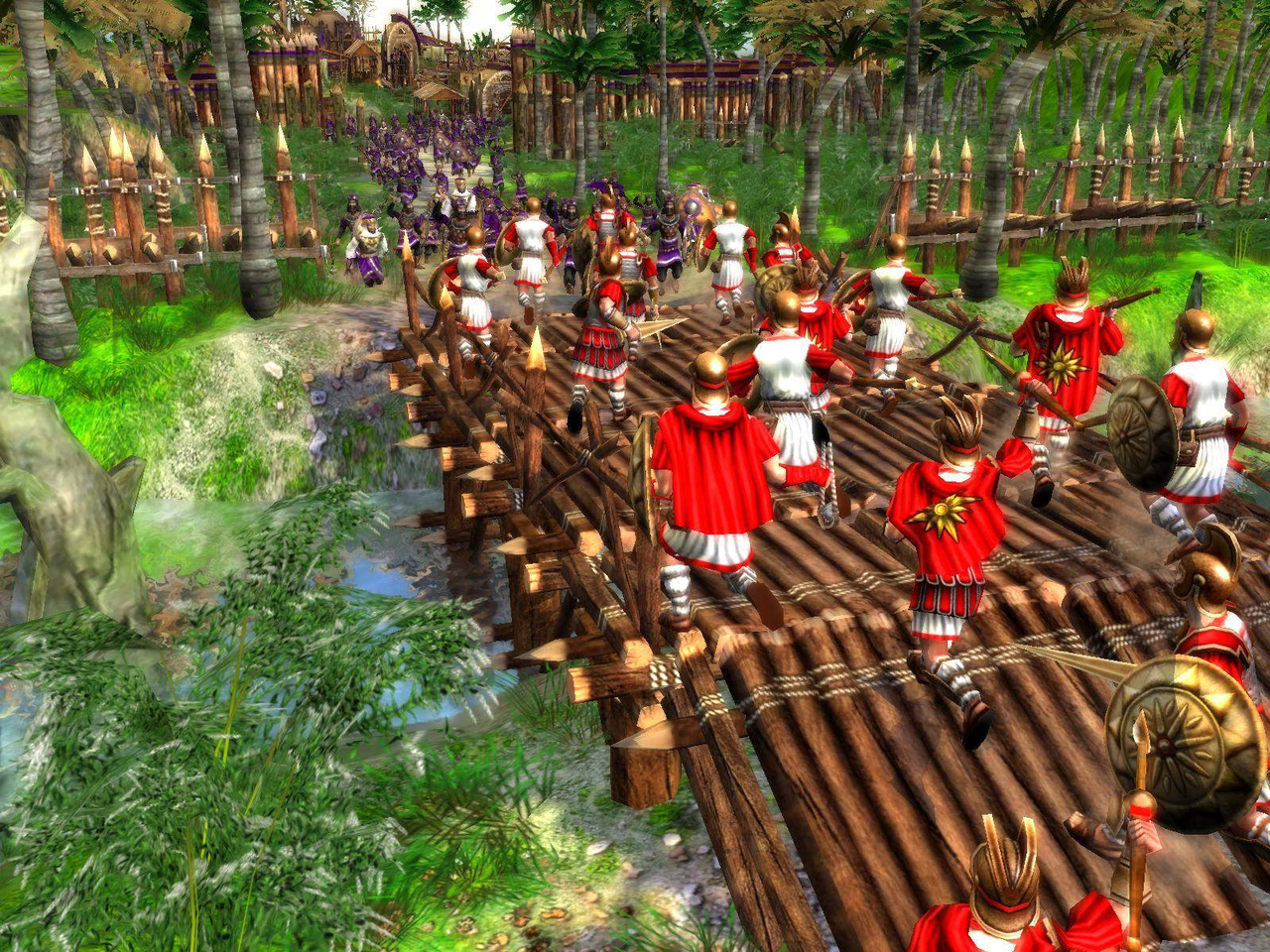 Pantallazo de Sparta: Ancient Wars - The Fate of Hellas para PC