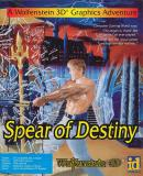 Caratula nº 243053 de Spear of Destiny (750 x 900)