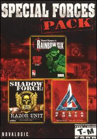 Caratula de Special Forces Pack para PC