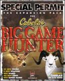 Caratula nº 53570 de Special Permit: The Expansion Pack for Cabela's Big Game Hunter (200 x 249)