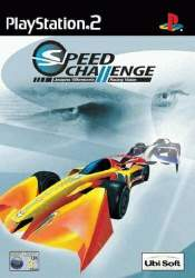 Caratula de Speed Challenge - J. Villeneuve Racing Vision para PlayStation 2