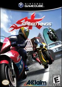Caratula de Speed Kings para GameCube
