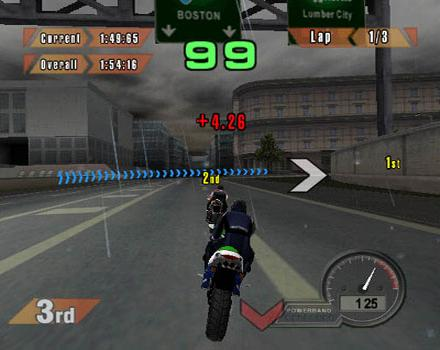 Pantallazo de Speed Kings para Xbox