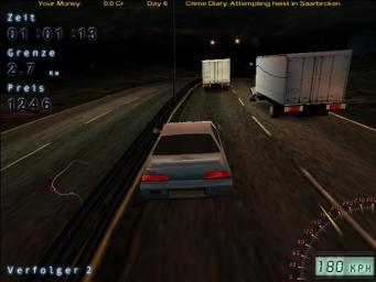Pantallazo de Speed Thief para PC
