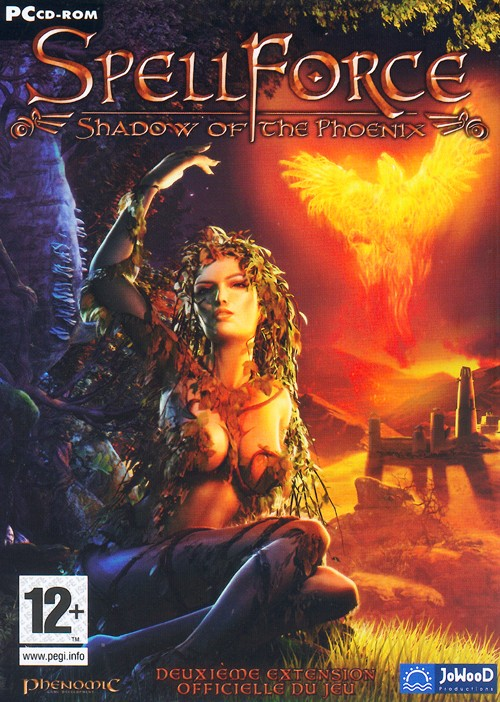 Caratula de Spellforce : Shadow of the Phoenix para PC