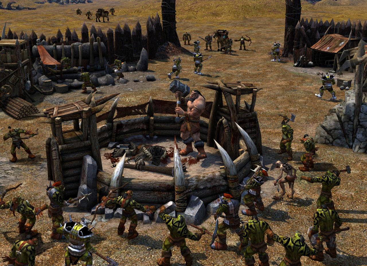 Pantallazo de Spellforce 2: Shadow Wars para PC