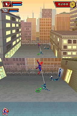 Pantallazo de Spider-Man: Friend or Foe para Nintendo DS