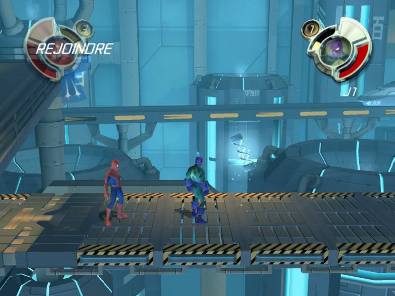 Pantallazo de Spider-Man: Friend or Foe para PC