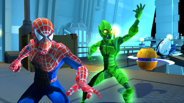 Pantallazo de Spider-Man: Friend or Foe para PSP