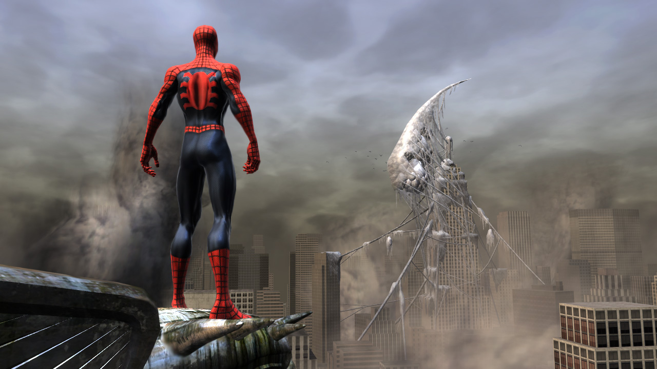 Pantallazo de Spider-Man: Web Of Shadows para Xbox 360