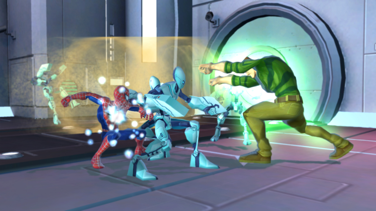 Pantallazo de Spider-Man : Friend or Foe para Xbox 360