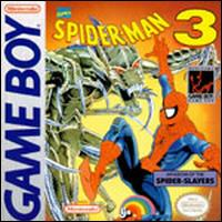 Caratula de Spider-Man 3: Invasion of the Spider-Slayers para Game Boy