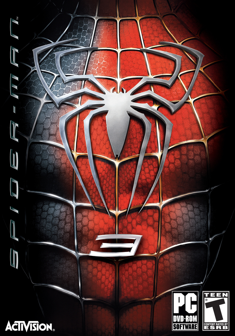 SpiderMan 3 Para Pc Completo Full iso 1 link
