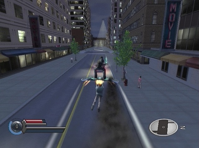 Pantallazo de Spider-Man 3 para PlayStation 2