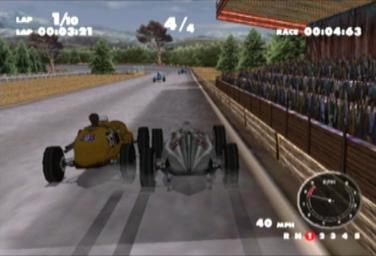 Pantallazo de Spirit of Speed 1937 para Dreamcast