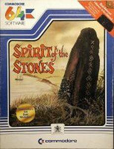 Caratula de Spirit of the Stones para Commodore 64