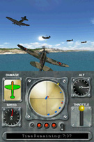Pantallazo de Spitfire Heroes: Tales of the Royal Air Force para Nintendo DS