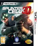 Carátula de Splinter Cell 3D
