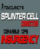 Carátula de Splinter Cell Conviction - Deniable Ops: Insurgency