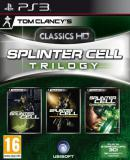 Carátula de Splinter Cell Trilogy