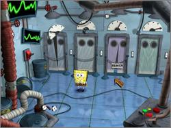Pantallazo de SpongeBob SquarePants: Battle for Bikini Bottom para PC