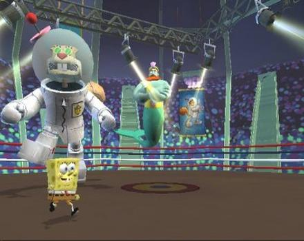 Pantallazo de SpongeBob SquarePants: Battle for Bikini Bottom para Xbox