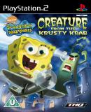 Caratula nº 82412 de SpongeBob SquarePants: Creature From the Krusty Krab (520 x 736)