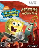 Carátula de SpongeBob SquarePants: Creature from the Krusty Krab