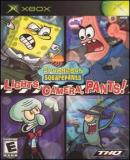 Carátula de SpongeBob SquarePants: Lights, Camera, Pants!