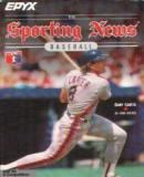 Carátula de Sporting News Baseball, The