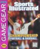Carátula de Sports Illustrated: Championship Football & Baseball