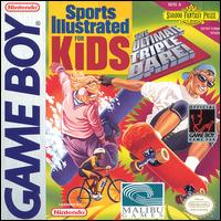 Caratula de Sports Illustrated for Kids: The Ultimate Triple Dare! para Game Boy