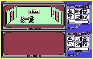 Pantallazo de Spy vs Spy para Commodore 64