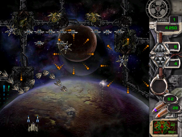 Pantallazo de Star Defender 2 para PC