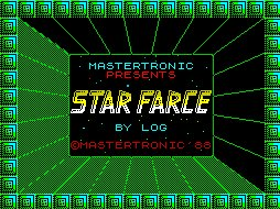 Pantallazo de Star Farce para Spectrum