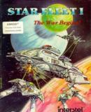 Carátula de Star Fleet I: The War Begins!