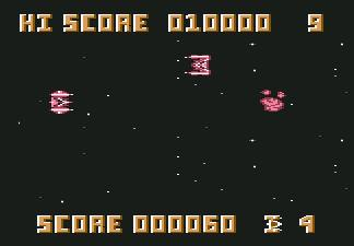Pantallazo de Star Force Fighter para Commodore 64