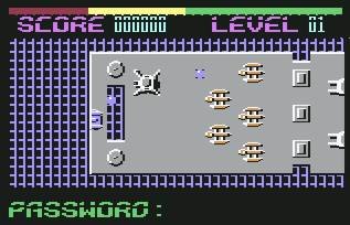 Pantallazo de Star Force Nova para Commodore 64