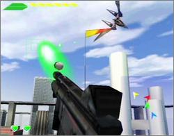 Pantallazo de Star Fox: Assault para GameCube