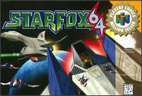 Caratula de Star Fox 64 [Players Choice] para Nintendo 64