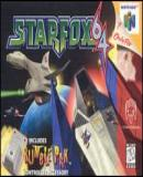 Carátula de Star Fox 64